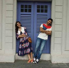 Varun & Alia #badrinathkidulhania