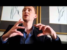"AVENGERS: Tom ""Loki"" Hiddleston Interview"