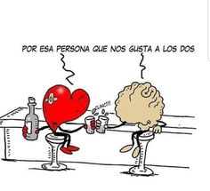 Love Is Comic, Words Can Hurt, Love Words, Sad Quotes, Love Quotes, Heart Vs Brain, Fat Humor, Tumblr Love, Frases Tumblr