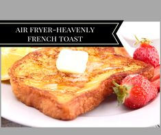 Note: Affiliate links are included in this post This morning, I made French Toast, actually, I made several batches of it. remember I have teenage boys! (LOL) This is one of the easiest breakfast… Air Fryer-Perfectly Done, Heavenly French Toast - Air Fryer Recipes Breakfast, Air Fryer Oven Recipes, Air Frier Recipes, Air Fryer Deals, Air Fried Food, Make French Toast, Easy Meals, Heavenly, Air Frying