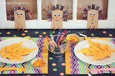 place cards, craft ideasthanksgiv, turkey craft