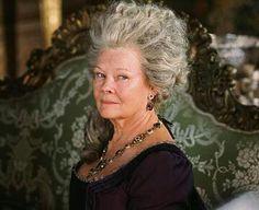 Judi Dench - Lady Catherine de Bourgh