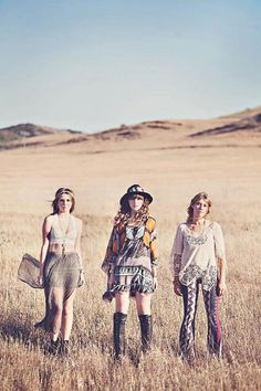 Marla Dreams Dress style pic on Free People crops, hats, boots, crazy pants, & lots of patterns