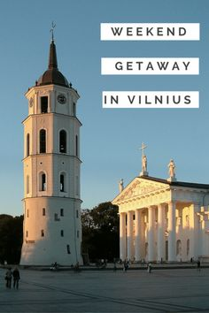 Weekend in Vilnius -tips on what to do and see