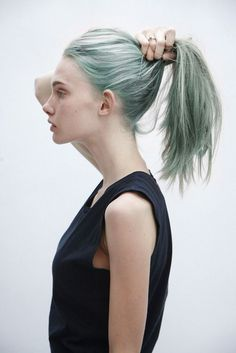 32 looks that will make you run to paint your hair Dyed Hair Look Girl, Grunge Hair, Rainbow Hair, About Hair, Woman Face, Pretty Hairstyles, Dyed Hair, Hair Inspiration, Creative Inspiration