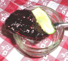 Homemade New England Cranberry Lime Jam by Piccolo Giardino | New England Food | Scoop.it