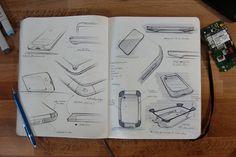 Project Fixi Phone by Koen Bleijerveld, via Behance