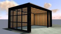 Pergola Designs, Patio Design, Pergola Patio, Backyard, Modern Gazebo, Shed With Porch, Pool Houses, Outdoor Gardens, Animal Shelter