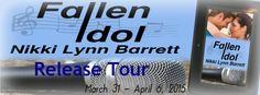 Storm Goddess Book Reviews & More: New Release! Fallen Idol by Nikki Lynn Barrett