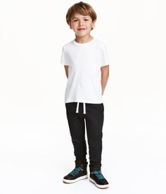 Sweatpants | Black | Kids | H&M US