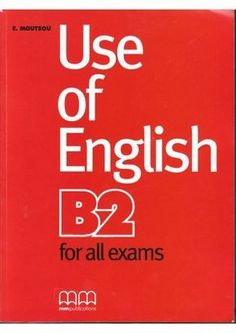 "Preparación para obtener un nivel de comptetencia de inglés de B2 con la publicación de chihuynhck29 llamado ""Use of-english-b2-for-all-exames"" 01/12/16 English Grammar Pdf, Advanced English Grammar, English Grammar Exercises, English Exam, English Book, English Study, English Vocabulary, Learn English, English Learning Books"