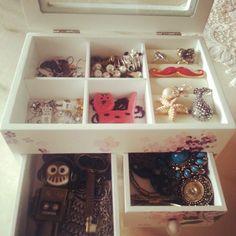 My jewellery box :)