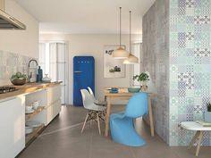 Tendencias en revestimientos qué baldosas y azulejos poner para decoración vintage 2