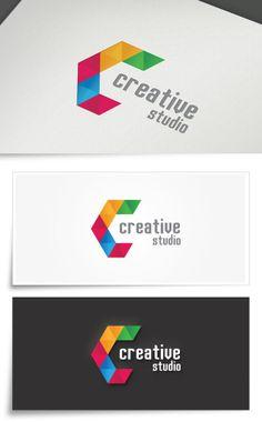 Creative Studio   Colorful Logo