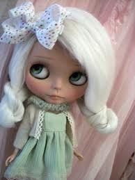 Blythe.  Love her hair.