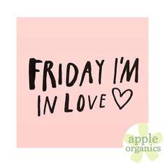 Happy Friday! #Happy #Friday #FriYay #Live #Love #ToxicFree #AnAppleADay #OrganicSkincare #AllNatural #Vegan #CrueltyFree #Beauty #SkinCare #SmallBatch #GreenBeauty #ecoSkincare #ShopSmall #GreenvilleSC #yeahTHATgreenville #HaveABeautifulDay #BeautifulSkinStartsHere #AppleOrganics #Shop #Follow #OrganicBeauty #NaturalBeauty #WomenInBusiness