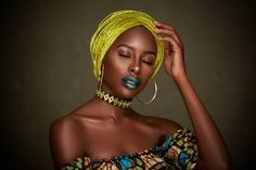 Stylish Ways To Spice Up Your Look With Turbans - Wedding Digest Naija African Head Wraps, World Most Beautiful Woman, Hot Shots, Celebrity Gossip, Pop Fashion, Dark Skin, Spice Things Up, African Fashion, Headpiece