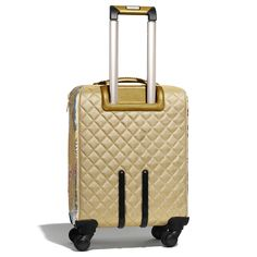 Explore the newest Luggage on the CHANEL website, featuring the latest styles and looks, made with the quality craftsmanship of the House of Chanel. Best Handbags, Chanel Handbags, High Jewelry, Jewelry Shop, Chanel Luggage, Designer Travel Bags, Chanel Store, Chanel News, Luxury Branding