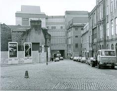 Aberdeen Scotland, Bus Station, Car Parking, Centre, Bridge, Street View, Building, Bridge Pattern, Buildings