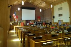 During our short stay at Fort Leonard Wood, MO, we were able to attend a Holy Week devotional led by a chaplain at one of the post chapels. We are grateful for the support available through military chaplains and chapel programs and services. #military #religious #support sighting PCS road trip USA operationwearehere.com