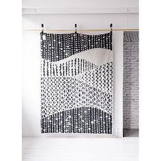 Lapuan Kankurit design wool blanket dots at Rafa-kids / variant v koito se vijda na golqm razmer par4e