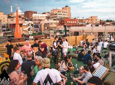 Top 22 outdoor bars in Seoul