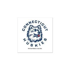 University Of Connecticut Tattoo 4 pack