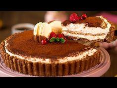 Nepečený dezert, dort Tiramisu – je opravdu jedinečný a každý si ho zamiluje!  Chutný TV - YouTube