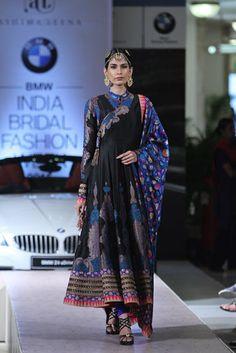 Ashima Leena - BMW India Bridal Fashion Week 2015