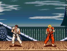 Super Street Fighter II, SNES.