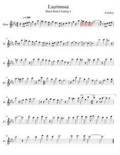 this is halloween c instrument sheet music from the nightmare
