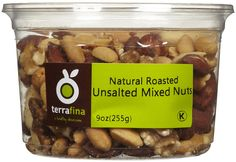 Terrafina Mixed Nuts - Unsalted