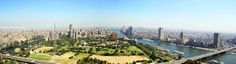 https://flic.kr/p/d3MxXu | Cairo | A panorama view from Cairo tower