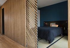 Квартира для отца-одиночки в Париже, 73 м²   AD Magazine