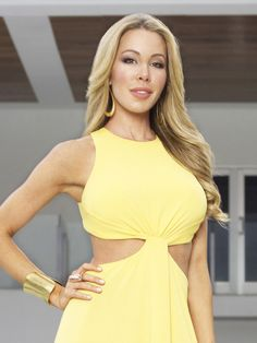 Lisa Hochstein of Real Housewives of Miami...