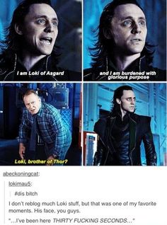 Thor and Loki Funny | Damnfunny Funny Images Memes And Gifs The Avengers Loki Female ...