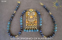 Necklace PE168 by LO SCRIGNO DI KATIMA