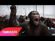 Planeta dos Macacos A Origem - filmes completos dublados ᴴᴰ