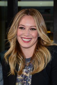Hilary Duff : Elle change de tête (photo) coiffure