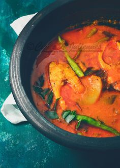 Cubes N Juliennes: Alleppey Fish Curry
