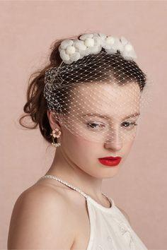 Adonara Blusher in Sale Headpieces at BHLDN