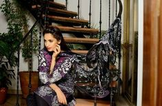 House Of Zoe Digital Lawn Embroidered Eid Collection 2015-16Moderate Fashions