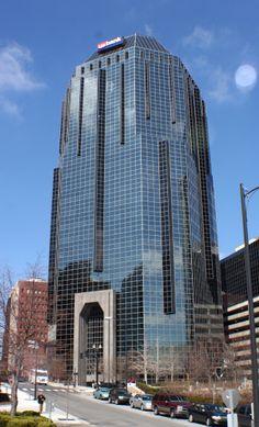 """One Nashville Place"", Nashville, Tennessee, USA"