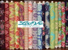 Amy Butler Fabric / LOVE