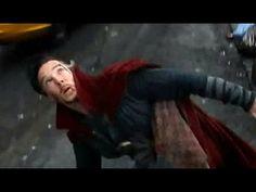 DOCTOR STRANGE TV Spot - Hero [New Footage] (2016) Benedict Cumberbatch Marvel Movie HD - YouTube