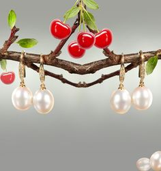 suellehartsperolas Jewelry Design, Pearl Earrings, Gemstones, Pearls, Gems, Gem, Beaded Earrings, Beading, Bead Earrings