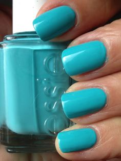 Essie In The Cab-ana. Perfect for spring and summer.