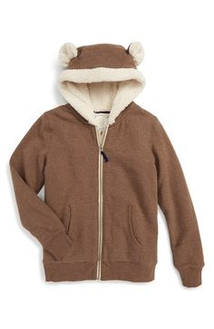 Free shipping and returns on Mini Boden x Roald Dahl Muggle Wump Hoodie (Toddler Girls, Little Girls & Big Girls) at Nordstrom.com. She can escape from any sticky situation in this playful hoodie featuring fuzzy ears inspired by Muggle-Wump monkeys from Roald Dahl's popular tale, The Twits. A plush lining and ribbing at the cuffs and hem add extra warmth and comfort to the cozy style.