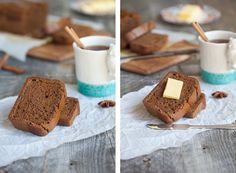 Gluten-Free Pumpkin Bread | Against All Grain