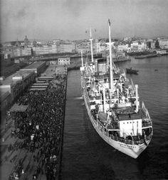Fotos antiguas puerto de la corua 30